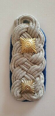 German  WW2 Officer Shoulder Board Strap Original Medic • 32£