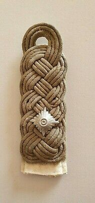 German  WW2 Officer Shoulder Board Strap Original Infantry  • 32£