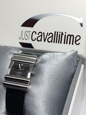 New Just Cavallitime Roberto Cavalli Snake Fang Ladie's Watch • 65.93£