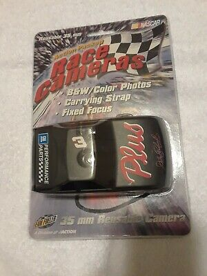 $19.99 • Buy Action Dale Earnhardt GM Goodwrench Plus Chevy Reusable 35mm NASCAR Race Camera