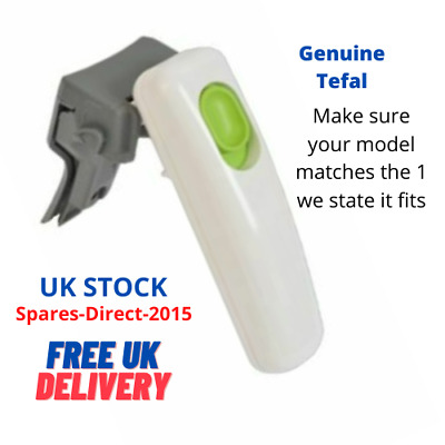 Genuine Tefal Actifry Family White Handle  For AH900240/12 SERIE 011/1 • 14.99£