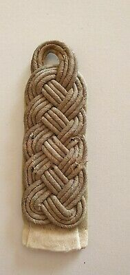 German  WW2 Officer Shoulder Board Strap Original Infantry  • 18£