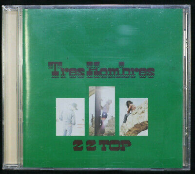 AU13.37 • Buy  ZZ Top ‎– Tres Hombres  - Australian Reissue - New Sealed CD (C1204)