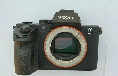 View Details Sony Alpha A7 II Camera Body - Sold With Battery + Charger. Only 15,106 Shots • 650.00£