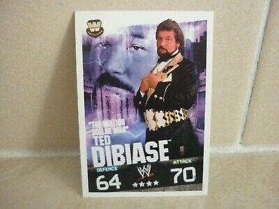WWE Trading Card Million Dollar Man. ( Legends ) Slam Attax Evolution. • 0.99£