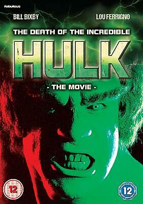 The Death Of The Incredible Hulk (DVD) • 6.99£
