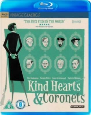 Kind Hearts And Coronets <Region B BluRay> • 20.59£
