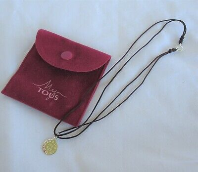 $35 • Buy Authentic Tous - My Tous - Toussi Necklace Promotional Sterling Silver New