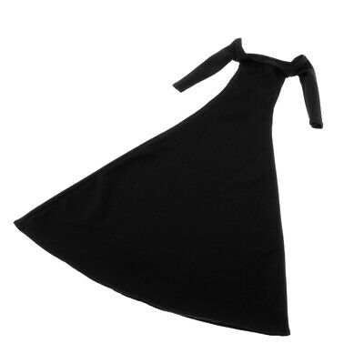 $27.61 • Buy Female Evening Gown For 12  Enterbay Dress Up Clothing Accessories Black