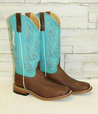 $209.99 • Buy Women's Macie Bean Boots-Teal The Cows Come Home, Style M9147