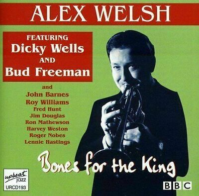 Alex Welsh - Bones For The King: BBC Broadcast 1966-1976 - Very Good Condition • 7.95£
