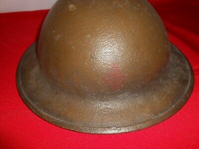 $349.99 • Buy VINTAGE M1917 WW1 5th Division Helmet With Liner AEF Doughboy 32A
