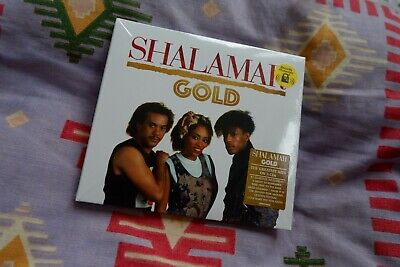 £7.37 • Buy 3xCD SHALAMAR New GOLD Sealed Best Of Fast Freepost Night To Remember &12  Mixes