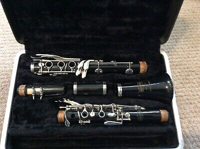 $49 • Buy Selmer Bundy Clarinet Outfit-Clean FREE Shipping