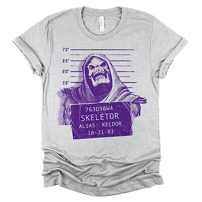 $23.99 • Buy Skeletor T-Shirt Master Of The Universe Tee 80s Cartoon Bella Canvas Xs-4xl