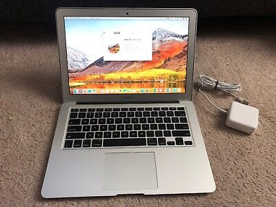 $439 • Buy Mint Condition 2015 13  Apple Macbook Air - Microsoft Office 2019 - Fast !!