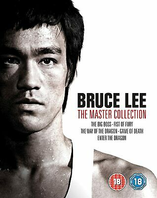 £45 • Buy Bruce Lee Master Collection- 5 Films Blu-ray