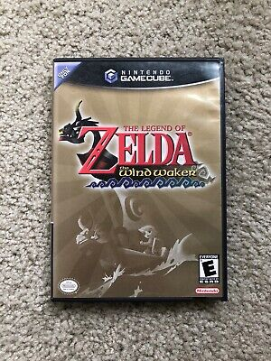 $39.99 • Buy Nintendo GameCube The Legend Of Zelda: The Wind Waker (No Manual) — Tested