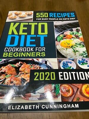 $2.60 • Buy Keto Diet Cookbook For Beginners