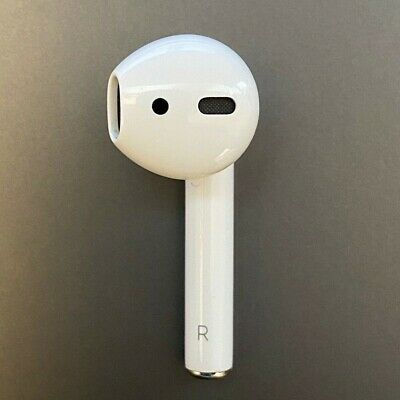 $ CDN56.64 • Buy Genuine Apple AirPods 1st Generation Replacement AirPod (Right Ear Only) A1523
