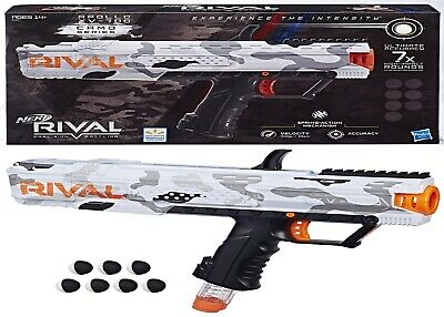 AU139 • Buy Nerf Rival Apollo XV-700 Blaster Camo Series Limited Edition Gun Fire Play Fight