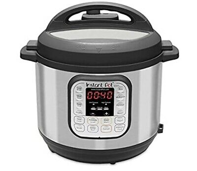 $100 • Buy Instant Pot Duo 7-in-1 Electric Pressure Cooker-6quart, 14 Programs-NEVER OPENED