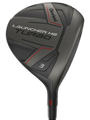 AU255.99 • Buy Cleveland Launcher HB Turbo Fairway Wood