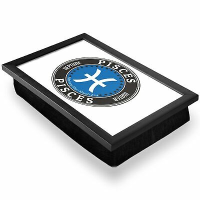 Deluxe Lap Tray - Pisces Zodiac Neptune Water Star Sign Home Gift #5492 • 1,000£