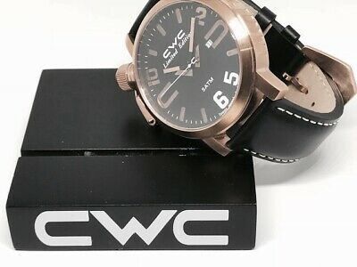 $ CDN477.93 • Buy Cwc Limited Edition C-diver Luxury Sport Watch