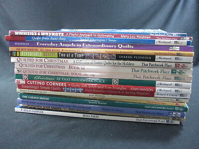$5.50 • Buy Patchwork Place Quilting Books & Booklets Group 2 - You Pick - Read Listing