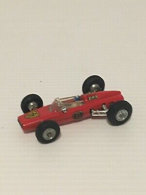 $30.50 • Buy Politoys Penny N.0/4 Ferrari No6 F1 1/66 Scale Made In Italy