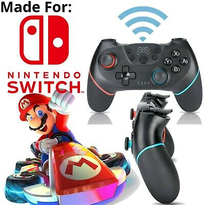 $33.29 • Buy New Wireless Pro Controller For Nintendo Switch And Switch Lite Gamepad Fightpad
