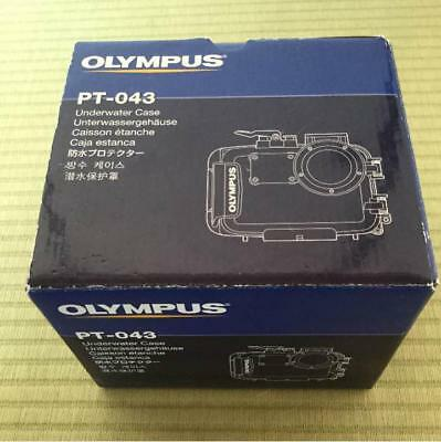 Olympus PT-043 Underwater Camera Case Housing New With Box From Japan F/S • 171.16£