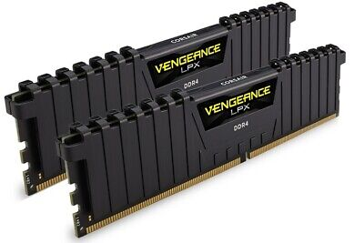 AU209.90 • Buy Corsair 2 8GB DDR4 3000MHz Vengeance LPX For Intel X99 100 Series Motherboards