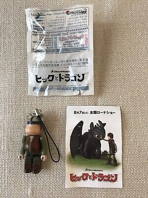$8.39 • Buy Fox How To Train Your Dragon BE@RBRICK BEARBRICK FILM PEPSI Japan  20th Century