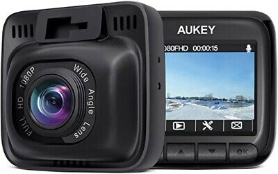 AU58.12 • Buy AUKEY DR01 1080p 2in. Dashboard Camera - Black (CANNOT FIND MANUAL)