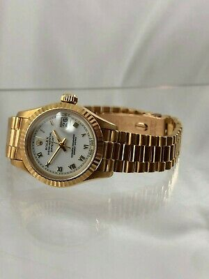$ CDN8120.10 • Buy 1995 Rolex Oyster Perpetual Datejust 69178 18K Gold Automatic Wristwatch