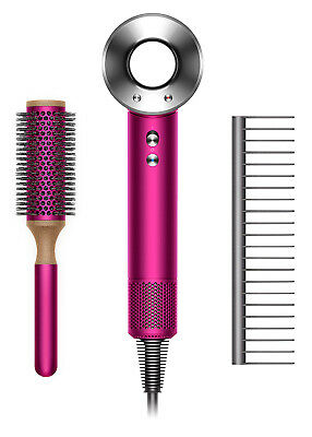AU549 • Buy Dyson Supersonic Hair Dryer (Fuchsia/Nickel) Mother's Day Gift Edition - 3332...