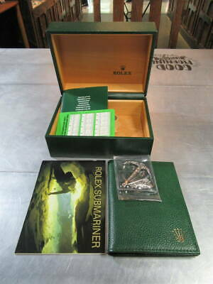 $ CDN502.73 • Buy ROLEX SUBMARINER BOX Submariner Inner Box Accessory Set Anchor Other