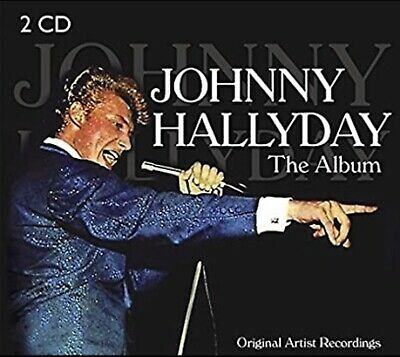 AU34.99 • Buy Johnny Hallyday - The Album: Original Artist Recordings 2CD