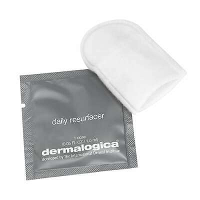 Dermalogica Daily Resurfacer Exfoliating Pads X 5 Sealed • 9.95£