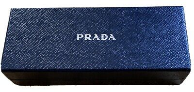 PRADA Glasses Case With Outer Box! • 25£