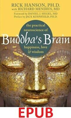 $0.99 • Buy Buddha's Brain: The Practical Neuroscience Of Happiness, Love, And Wisdom