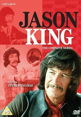 Jason King: The Complete Series (DVD) Peter Wyngarde, Ingrid Pitt • 31.99£