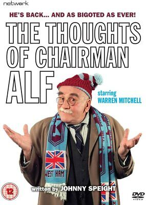 £9.99 • Buy The Thoughts Of Chairman Alf (DVD) Warren Mitchell