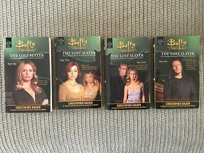 $12 • Buy Buffy The Vampire Slayer The Lost Slayer 1-4
