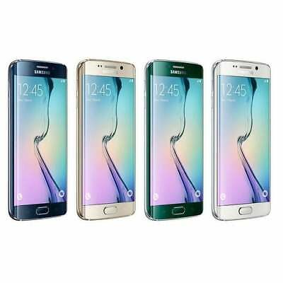 $ CDN118.36 • Buy Samsung Galaxy S6 Edge G925T 32GB 64GB T-Mobile + GSM Unlocked High Image Burn