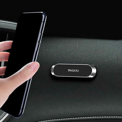 $ CDN4.81 • Buy Strip Shape Magnetic Car Phone Holder Stand Fit IPhone Magnet Mount Accessories