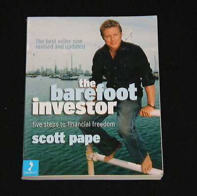 AU15 • Buy Book By Scott Pape - The Barefoot Investor: 5 Steps To Finanical Freedom