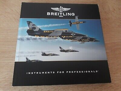 £7.50 • Buy Breitling Catalogue 2011-2012 & Price List
